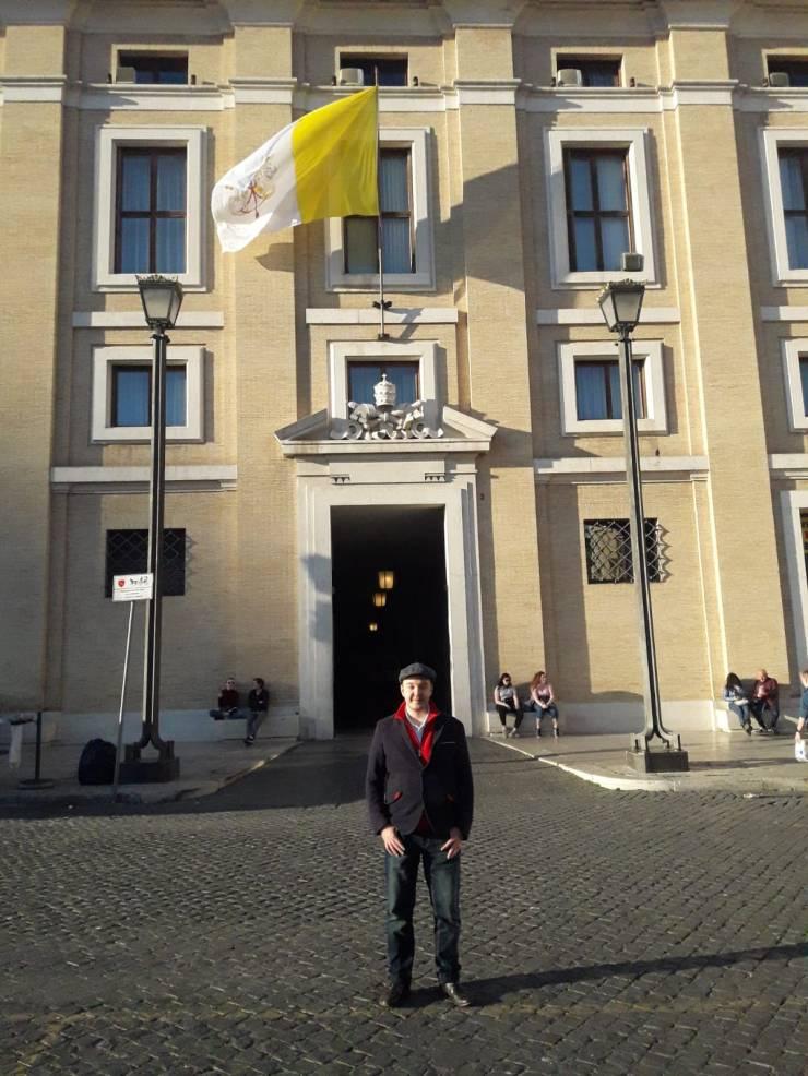 JMN Vatikaanissa
